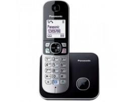 Telefon DECT negru, KX-TG6811FXB, Panasonic, TESTARE in showroom