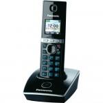 Telefon DECT Panasonic KX-TG8051FXB, negru