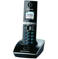 Telefon DECT negru, KX-TG8051FXB, Panasonic