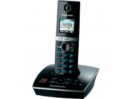 Telefon DECT cu robot, KX-TG8061FXB, Panasonic