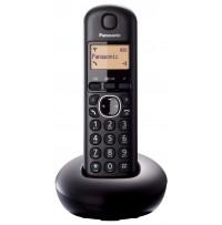 Telefon DECT, negru, KX-TGB210FXB, Panasonic,