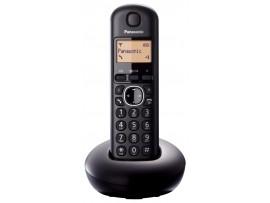 Telefon DECT, negru, KX-TGB210FXB, Panasonic, TESTARE in showroom