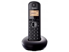 Telefon DECT, negru, KX-TGB210FXB, Panasonic