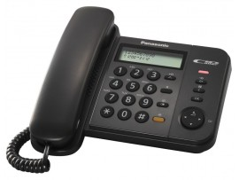 Telefon analogic Panasonic KX-TS580FXB, TESTARE in showroom
