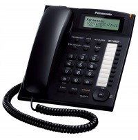 Telefon analogic Panasonic KX-TS880FXB, TESTARE in showroom