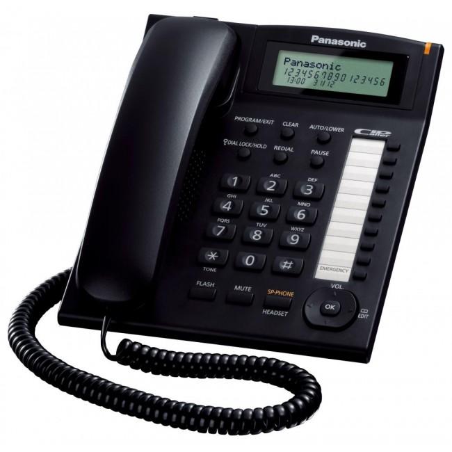 Telefon analogic Panasonic KX-TS880FXB