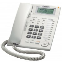 Telefon analogic Panasonic KX-TS880FXW, TESTARE in showroom