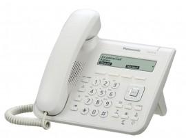 Telefon SIP Panasonic KX-UT113NE, alb