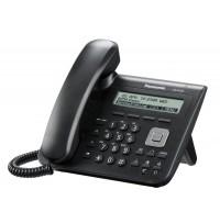 Telefon SIP Panasonic KX-UT113NE-B, negru