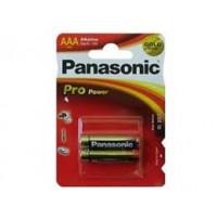 Baterie Panasonic LR03PPG/2BP, 1.5V, 2 buc.