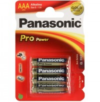 Baterie Panasonic LR03PPG/4BP, 1.5V, 4 buc.
