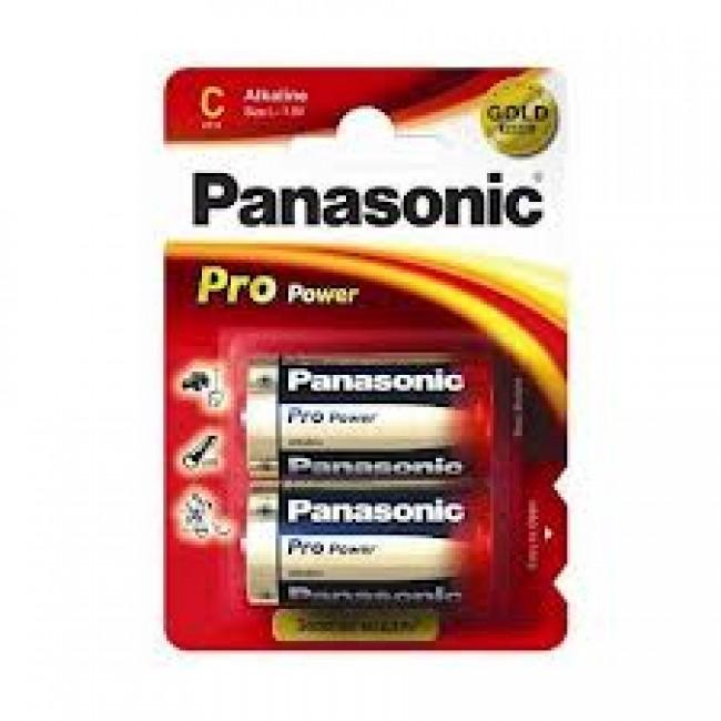 Baterii Panasonic LR14APB/2BP, 1,5V