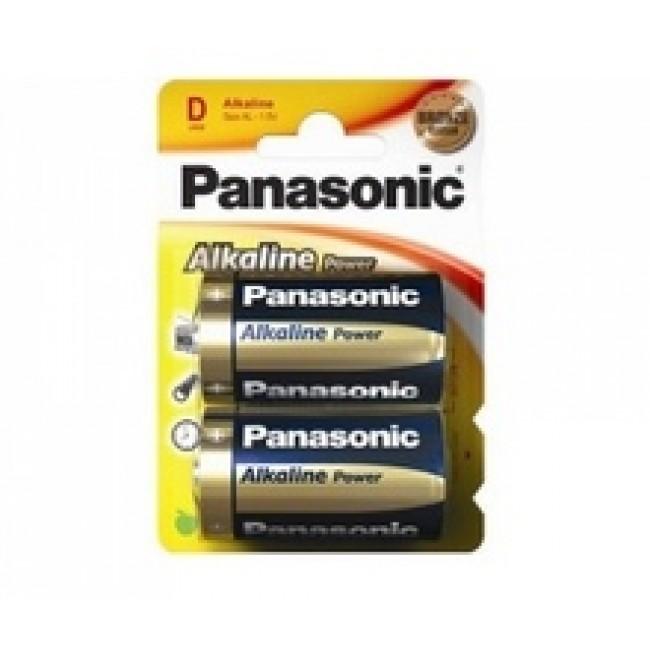 Baterii Panasonic LR20APB/2BP, 1,5V