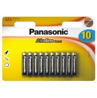Baterie Panasonic LR6APB/10BW, 1,5V, 10 buc.