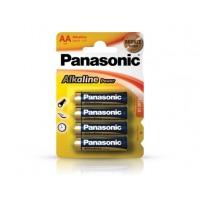 Baterii Panasonic LR6APB/4BP, 1,5V, 4 buc.