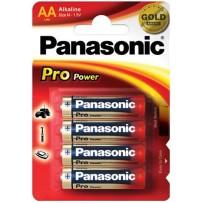Baterie Panasonic LR6PPG/4BP, 1.5V, 4 buc.