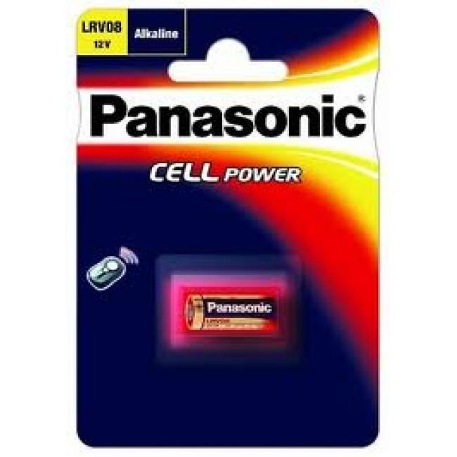 Baterie Panasonic LRV08, micro alkaline, 12V