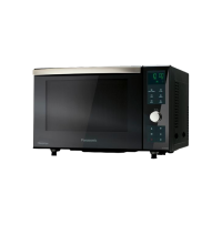 Cuptor cu microunde combi NN-DF383BEPG, 23l, 1000W, grill, Inverter, digital, negru,Panasonic