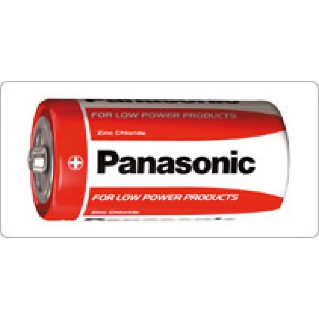 Baterii Panasonic R20RZ/2BP, 5V Zinc Carbon