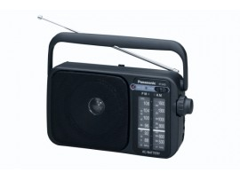 Radio portabil  RF-2400DEG-K,FM/AM,Tuner analog, TESTARE in Showroom Panasonic