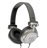 Casti RP-DJ300E-S, Panasonic, Argintiu