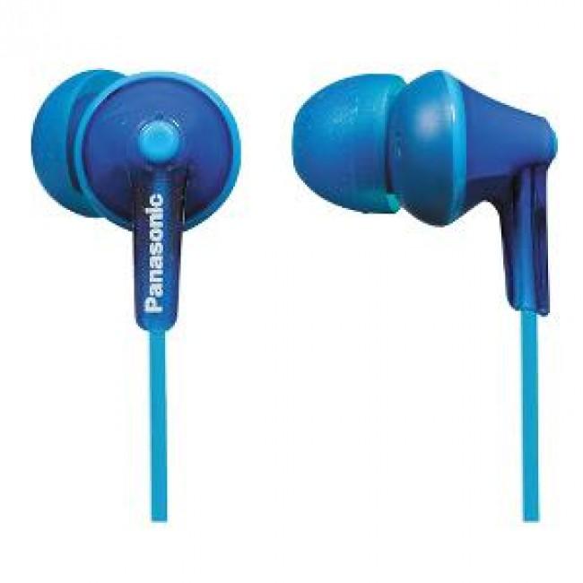 """Casti tip """"In EarRP-HJE125E-A Panasonic, albastru"""
