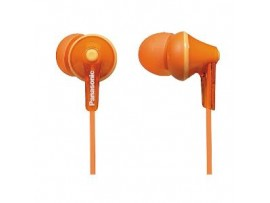 "Casti  tip ""In Ear RP-HJE125E-D Panasonic, portocaliu"