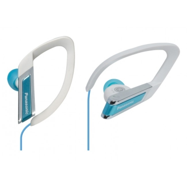 """Casti tip """"Clip"""" RP-HS200E-A Panasonic albastru"""