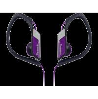 """Casti tip """"Clip"""", difuzor de 14.3mm RP-HS34E-V Panasonic, violet"""