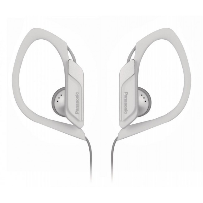 """Casti tip """"Clip"""", difuzor de 14.3mm RP-HS34E-W Panasonic ,alb"""