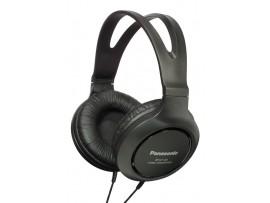 Casti tip monitor cu cablu de 2m - RP-HT161-K  Panasonic, negru