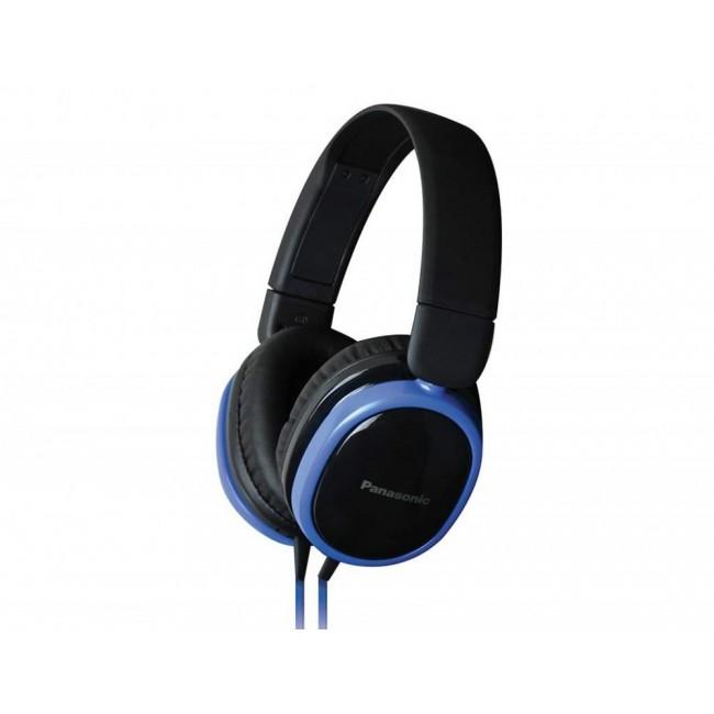 """Casti audio  tip """"monitor"""" RP-HX250E-A Panasonic,albastru"""