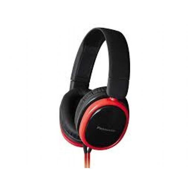 """Casti audio  tip """"monitor'' RP-HX250E-R Panasonic , rosu"""