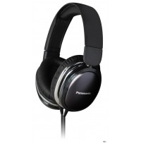 "Casti audio tip ""monitor""create special pentru iPhone,Android RP-HX350E-K  Panasonic, negru"