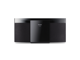 Microsistem HI-FI SC-HC295EG-K,cu CD si Radio TESTARE in Showroom Panasonic