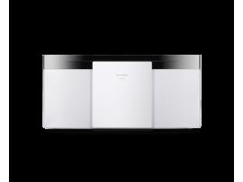 Microsistem  SC-HC195EG-W, 20W FM, USB, alb, TESTARE in Showroom Panasonic