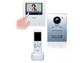 Sistem wireless video intercom VL-SWD501UFX Panasonic