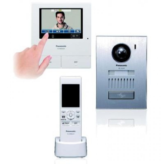 Sistem wireless video intercom VL-SWD501EX Panasonic