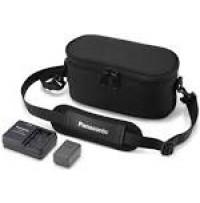 Set acumulator si incarcator camera video Panasonic VW-ACK180E-K