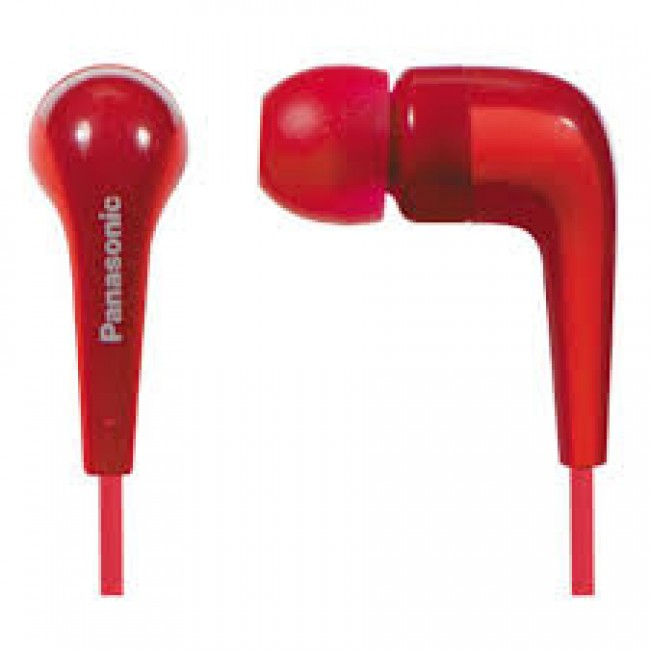 "Casti tip ""In Ear"" RP-HJE140E-R Panasonic,rosu"