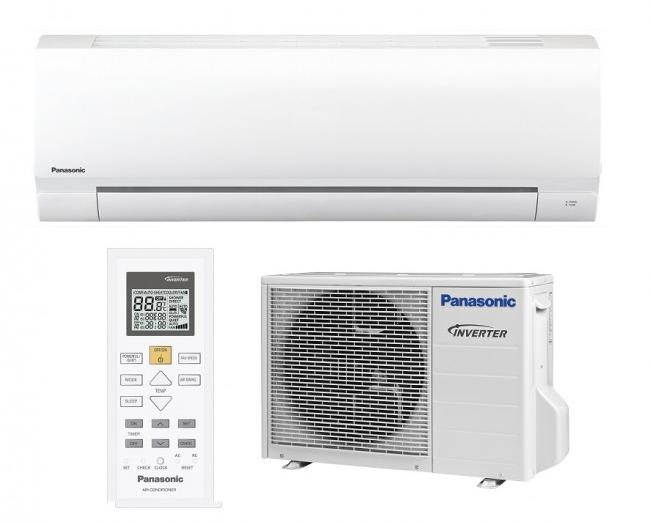aparat aer conditionat inverter, 17000btu, clasa a++, r410a,- kit-ke50tke panasonic, alb