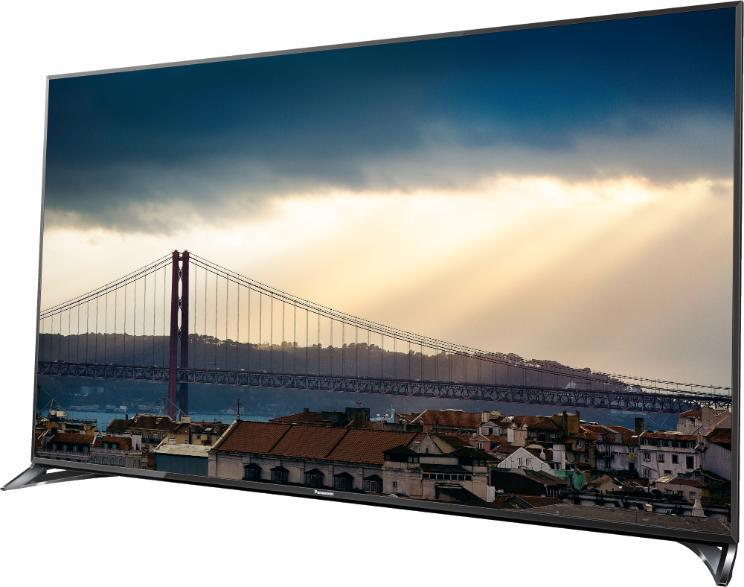 televizor led smart panasonic, 140cm, tx-55cx800e ultra hd,4k- garantie 5 ani