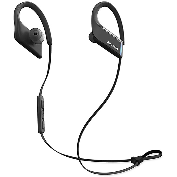 Casti in-ear cu microfon PANASONIC RP-BTS55E-K, wireless, negru