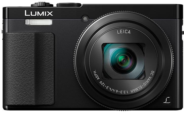 camera foto de buzunar,dmc-tz70ep-k, zoom optic 30 x senzorul mos de 12,1 megapixeli hibrid ois +, panasonic