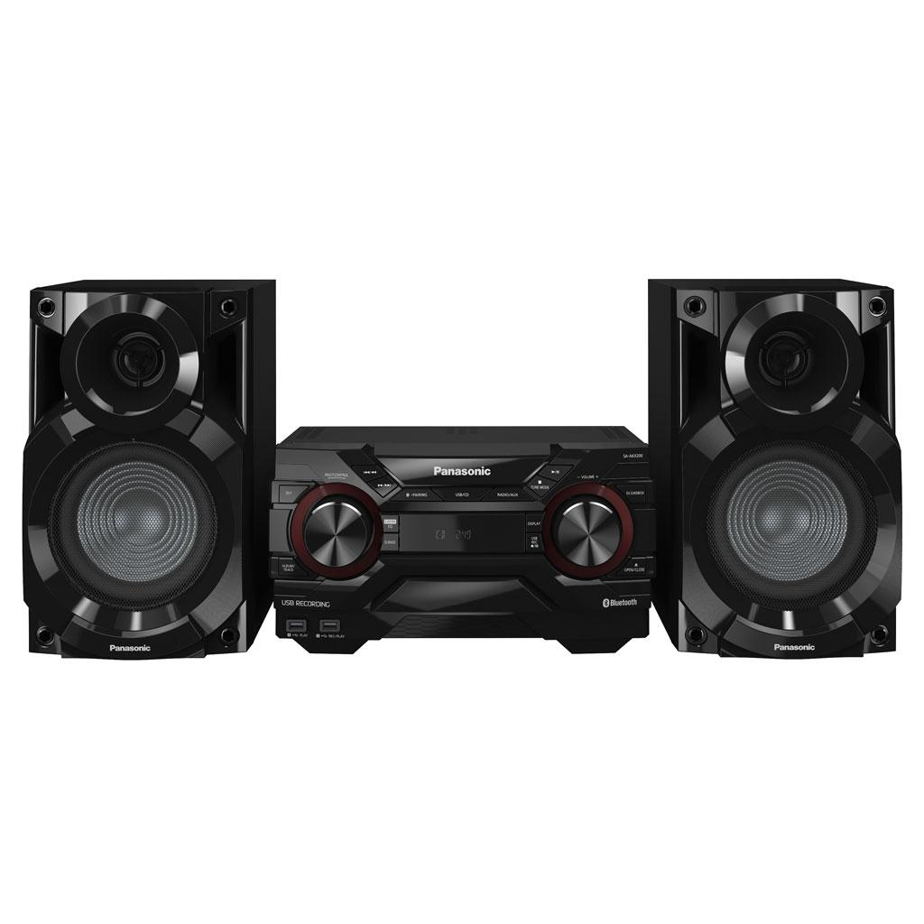 Sistem audio High Power SC-AKX200E-K, 1700W, Bluetooth, negru Panasonic