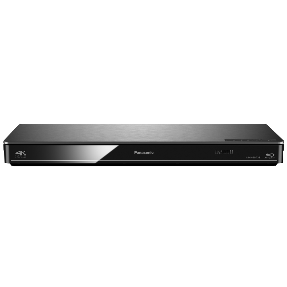 Player inteligent de retea Blu-ray Disc DMP-BDT381EG, JPEG 4K player,Panasonic