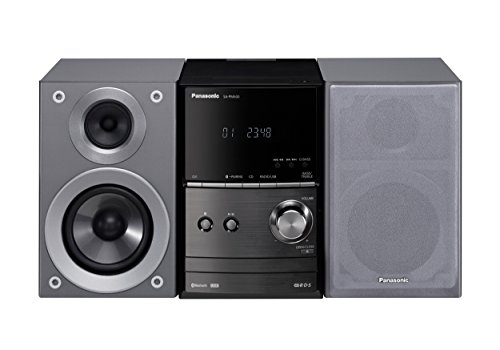 microsistem,sc-pm602eg-s, 40w, fm, cd, usb, bluetooth, negru,panasonic