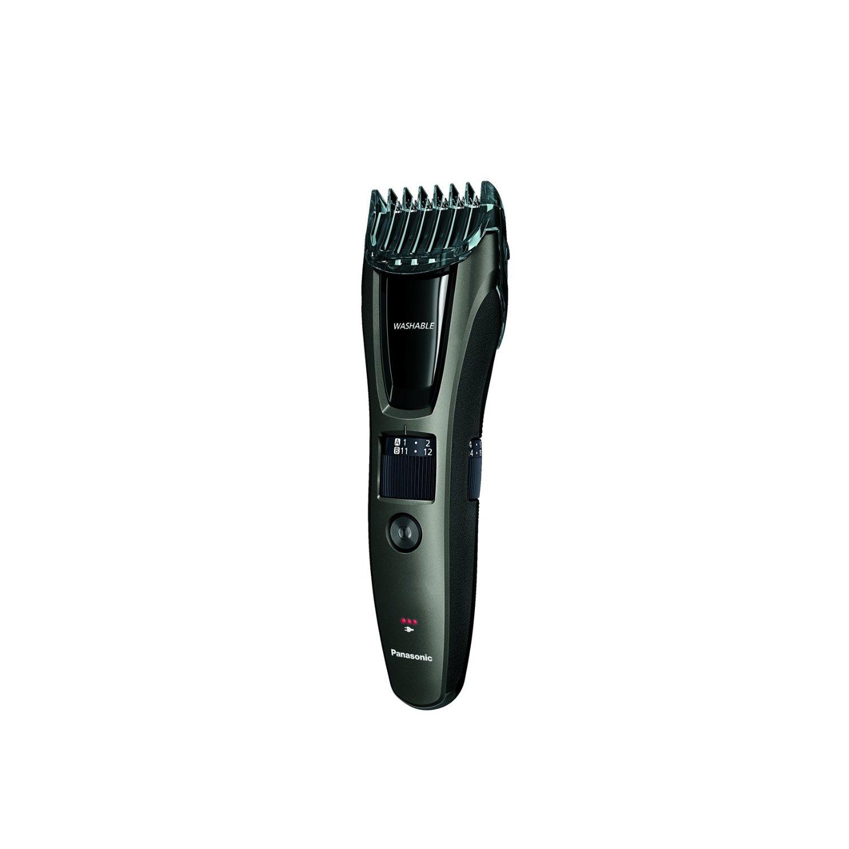 Aparat de tuns parul si barba Wet/Dry, lavabil, ER-GB60-K503 Panasonic