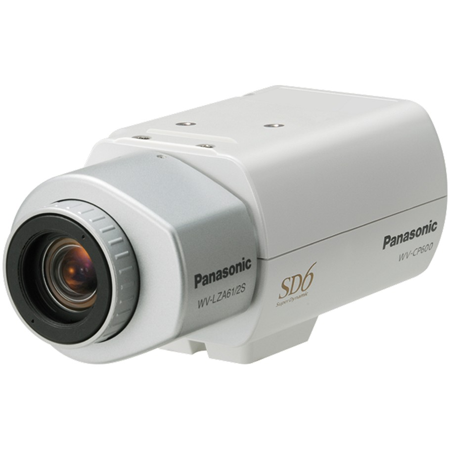 camera video de supraveghere analogica panasonic wv-cp600g