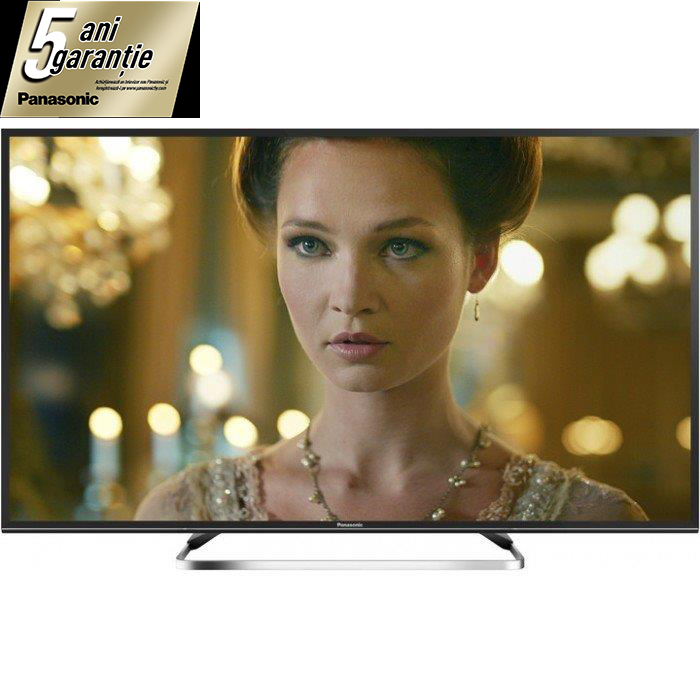 televizor led smart high definition, 124cm,tx-49es500e,tv streaming, contrast ridicat,panasonic garantie 5 ani